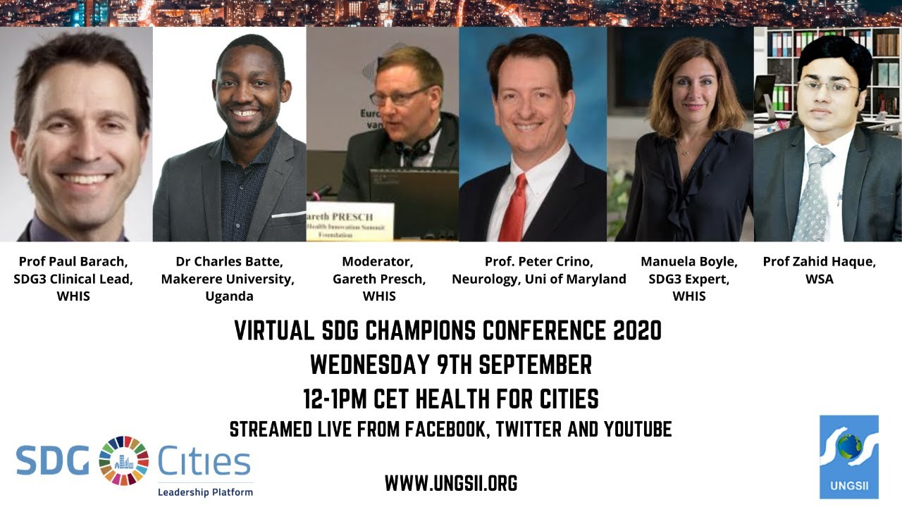 SDG Champions Conference 2020