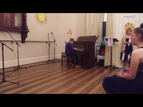 "Snuffbox Waltz (Вальс ""Табакерка"", Даргомыжский) performed by Artemii Safonov"