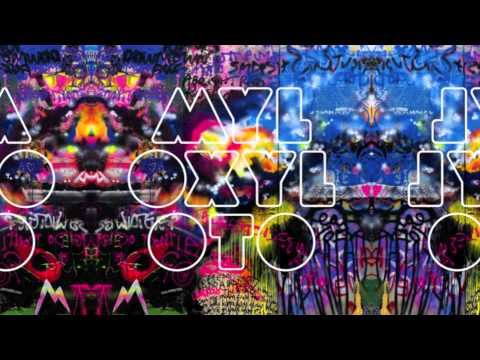 Coldplay Paradise Mylo Xyloto