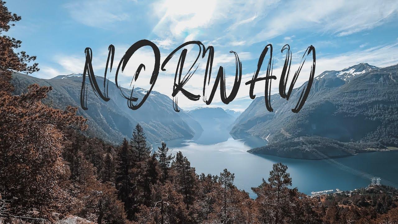 Отпуск в #Норвегии