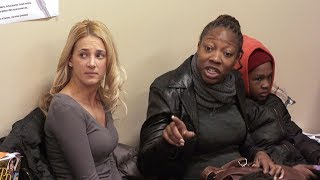 Hairdresser disapproves of interracial couple   What Would You Do?   WWYD