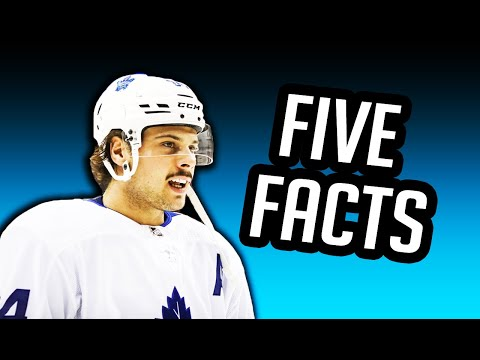 Auston Matthews/Five Facts You Never Knew