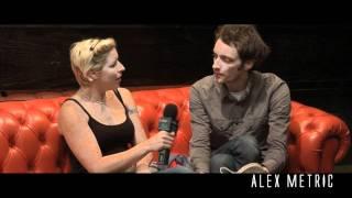Alex Metric Evil Nine - Interview with Alex Metric Evil Nine