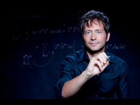 Edward Frenkel and Chris Carter: Love, Mathematics and The X-Files