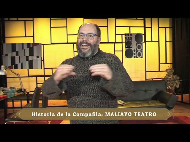 Maliayo Teatro Vatericidio o el residuo de la realidad