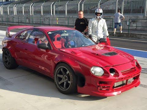 Celica GT4 ST205