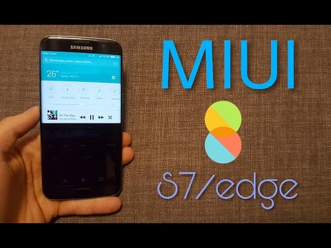 Install MIUI 8 on Galaxy S7/edge (+review)