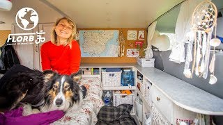 Solo Female Traveler chooses Vanlife in Europe