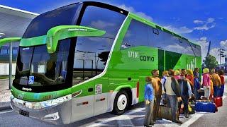 Ônibus Rodoviário - Rodando Pelo Brasil