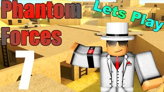 [ROBLOX: Phantom Forces] - Lets Play w/ Friends Ep 7 - New Guns