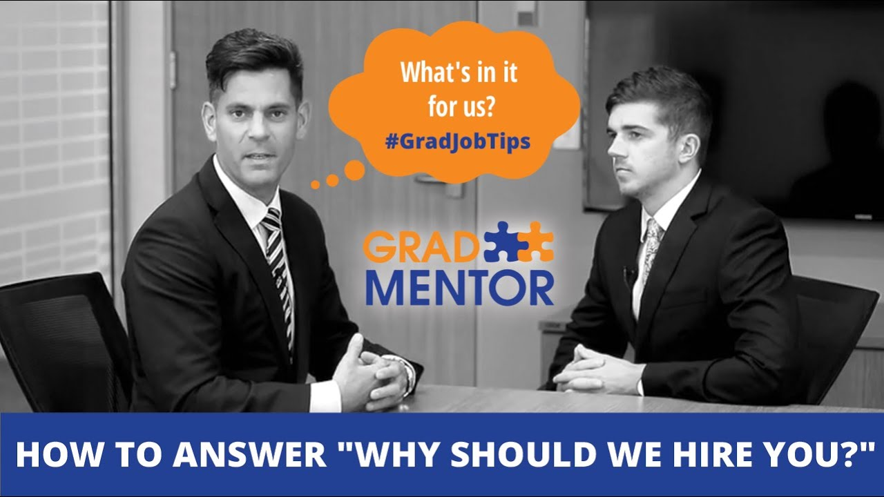 8 how to answer why should we hire you 8 how to answer why should we hire you