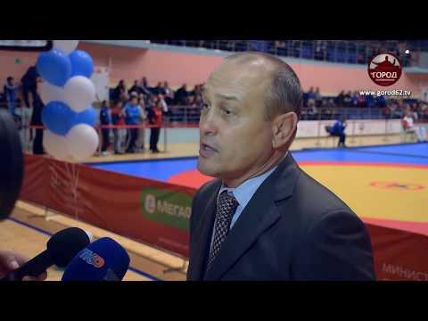 В Рязани завершился чемпионат России по самбо