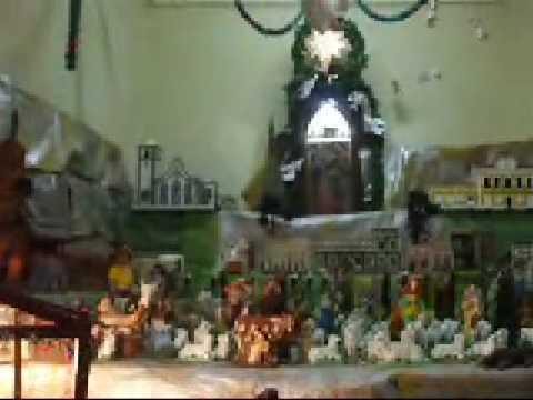 Mini-presépio de Icó - Capela de Nossa Senhora da Expectação - Icó é Notícia