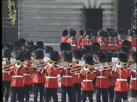 Military Band - Buckingham Palace - 1992