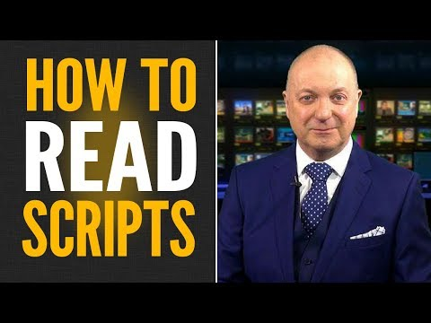 How To Read Scripts as a Voice over - Top 3 Mistakes New Voice Overs Make When Reading a New Script