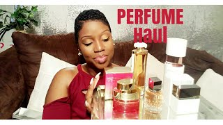 BIG Perfume Haul! I WANT My Money BACK! 😢