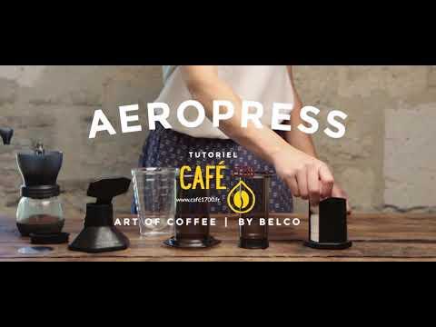 Cafetière Aeropress