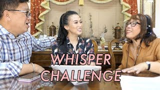 Whisper Challenge by Alex Gonzaga thumbnail