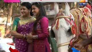 zee 24 Taas | Channel Katta Hatke Promotion Of Marathi Daily Soap Javai Vikat Ghane Aahe
