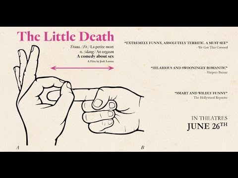 The Little Death - Official Trailer poster