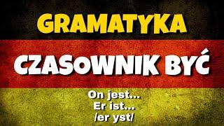 Odmiana czasownika być po niemiecku das verb sein