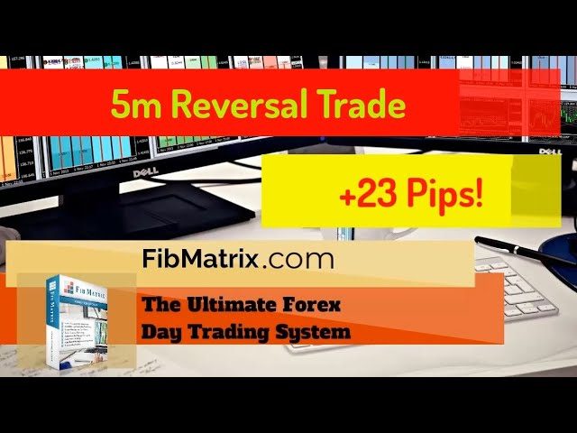 5m Reversal Trade Profits +23 Pips! PLUS  Reversal Trade Automated Forex Trading Strategy Review