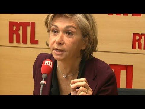Valérie Pécresse est l'invitée de RTL