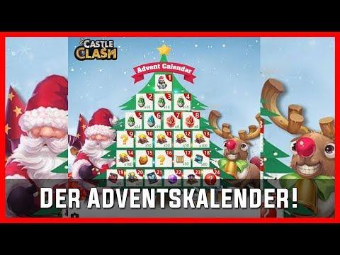 Der Adventskalender! | Castle Clash
