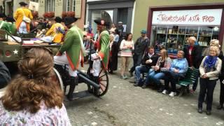 Lenzburger Jugendfest 2014 Umzug