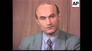 Belarus - Pozdnyak seeks political asylum