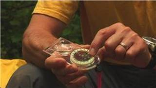 Wilderness Survival Tips : Parts of a Compass