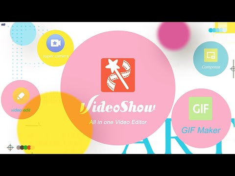 Free Video Editor Maker mit Musik - VideoShow