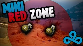 Custom red zones are DEADLY - Kaymind Duos w/ FKnightTV! PUBG Highlight