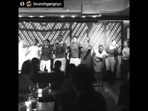 Vy Higgensens Gospel Choir Of Harlem at Ginnys Supper Club