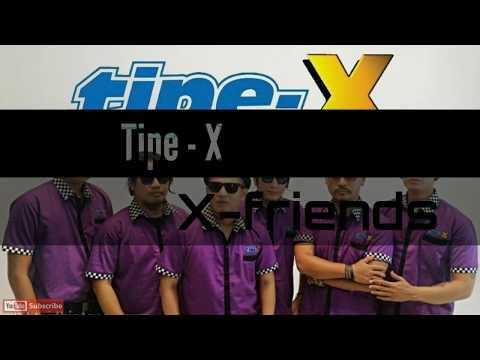 Lirik Lagu Tipe-X - X Friends