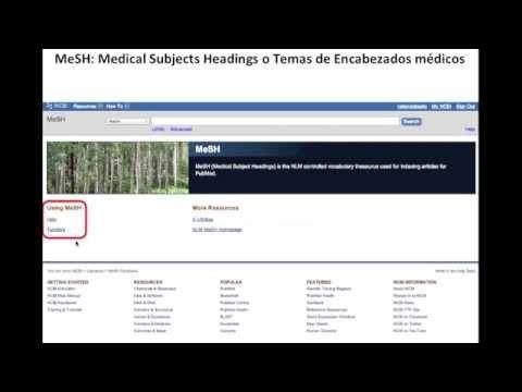 PubMed - Búsqueda gratuita de artículos científicos