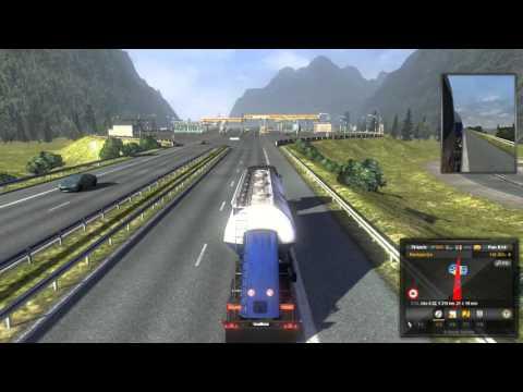 {Balkan Driver}: Euro truck Simulator 2 Croatia, Slovenia, Austria Part 7