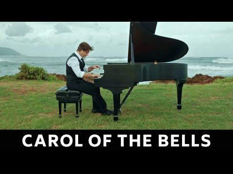 Carol of the Bells - Amazing Piano Solo - David Hicken