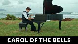 Carol of the Bells - Amazing Piano Solo - David Hicken - Music Video