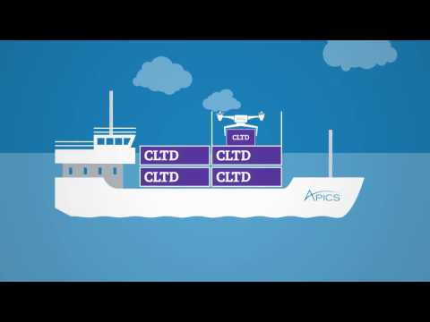 Certified In Logistics, Transportation And Distribution Animated Short