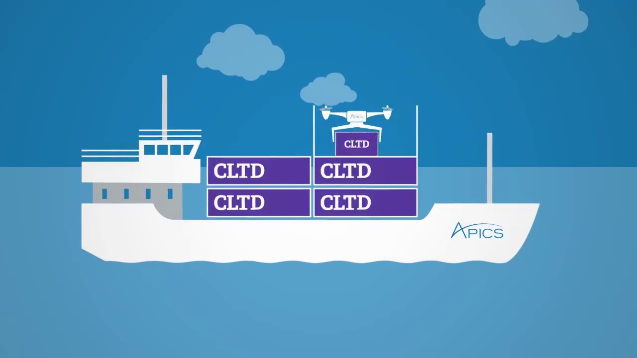 Certified In Logistics Transportation And Distribution Animated