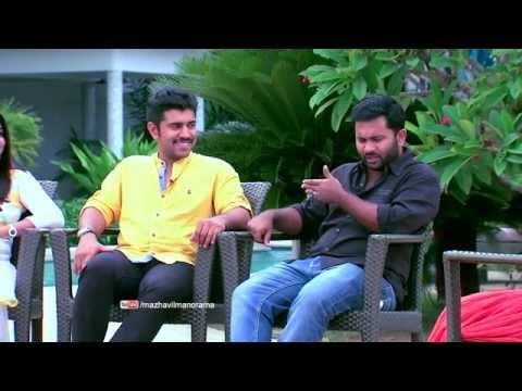 Oru Vadakkan Selfie Kadha - Nivin, Aju, Neeraj, Shan & Manjima Interview
