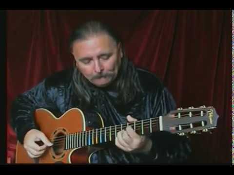 Jazz Standard: Tenderly – fingerstyle guitar (arr. by Igor Presnyakov)