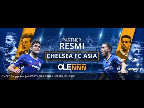 OLE777 SPONSOR BETTING RESMI ASIA CHELSEA FC