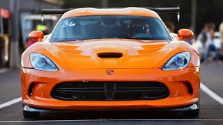 2000HP Twin Turbo Viper SHREDS the drag strip!