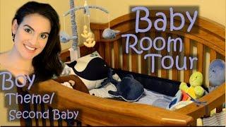 Baby Room Tour! Boy/nautical Theme