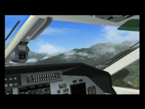 Pilatus PC-12  flight 1 software fsx