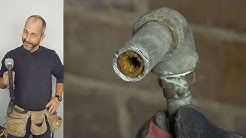 Why you Should Remove Your Steel Plumbing ASAP!