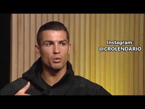 Talento ou trabalho? Cristiano Ronaldo responde o que é mais importante! thumbnail