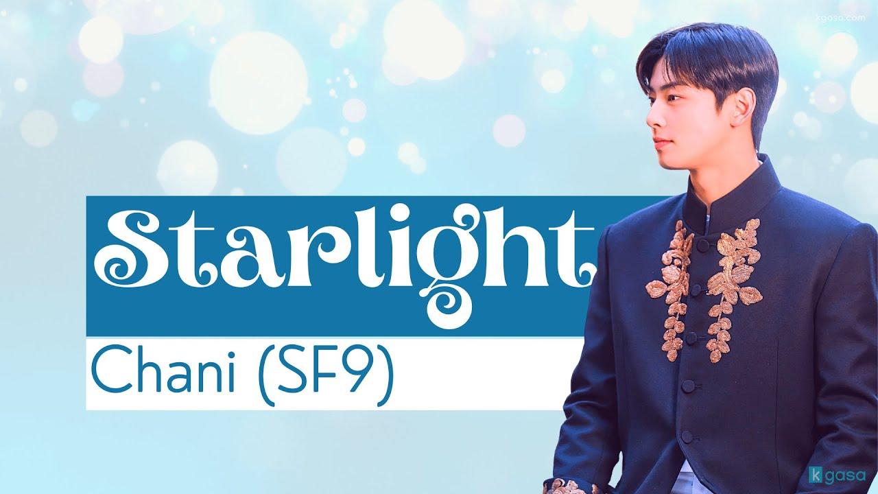 """""""그리움 (Starlight)"""" by Cha Ni from SF9 translated into English + texts in Korean"""
